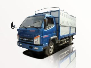 Xe Tải Cửu Long HD7320T Thùng Mui Bạt 1T9