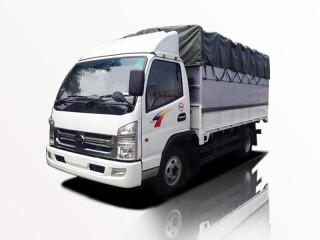 Xe Tải TMT Cửu Long  KM7560T Thùng Mui Bạt 6 Tấn