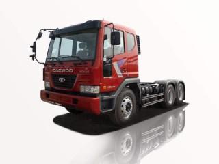 Xe Đầu Kéo Daewoo 2 Cầu 420Ps V3TVF