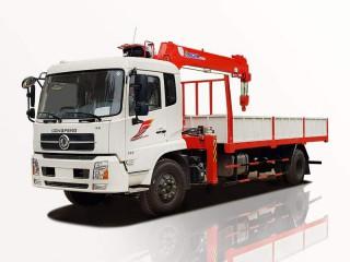 Xe Tải Dongfeng 6.8 Tấn Gắn Cẩu Kanglim KS1056T/S