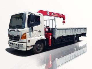 Xe Cẩu Hino FC9JLTA 4T1 Gắn Cẩu Unic URV345