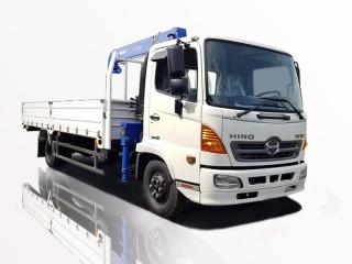 Xe Cẩu Hino FC9JLTA 4T3 Gắn Cẩu Tadano TM-ZE305MH