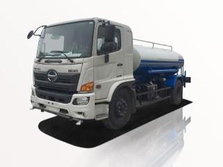 Xe Phun Nước Rửa Đường Hino FG8JJ7A 8.1 Khối