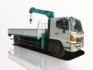 Xe Tải Hino FG8JP7A 5T5 Gắn Cẩu HKTC HLC-7016S