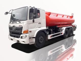 Xe Bồn Hino FM 3 Chân 16m3 Chở Dầu Diesel