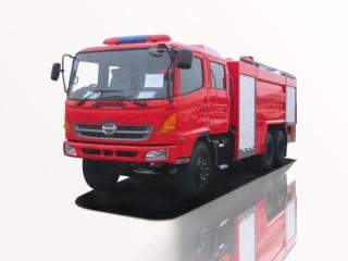 Xe Chữa Cháy Hino 8 Khối - FM8JN7A