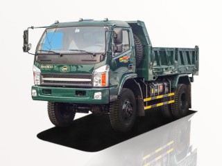 Xe Ben Hoa Mai 2 Cầu 5T5 - HD5550A