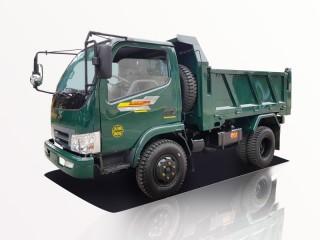 Xe Tải Ben Hoa Mai 4T95 1 Cầu - HD4950A-E4TD