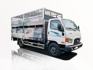 Xe Tải Chở Gia Súc Hyundai New Mighty 110S 5.9 Tấn