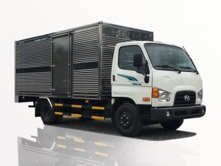 Xe Tải Hyundai New Mighty 110S 7 Tấn Thùng Kín