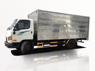 Xe Tải Hyundai New Mighty 110SL 7 Tấn Thùng Kín