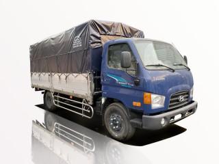 Xe Tải Hyundai New Mighty 110SP 7 Tấn Thùng Bạt