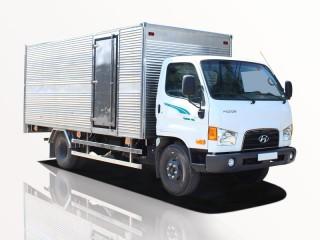Xe Tải Hyundai New Mighty 110SP 7 Tấn Thùng Kín