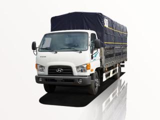 Xe Tải Hyundai New Mighty 110XL 7 Tấn Thùng Bạt