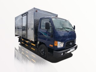 Xe Tải Hyundai New Mighty 75S 4 Tấn Thùng Kín