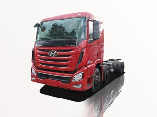 Xe Đầu Kéo Hyundai Trago Xcient 440Ps