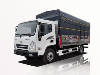 Xe Tải Hyundai Mighty EX8 GT S1 6 Tấn Thùng Bạt