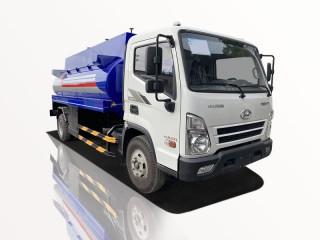 Xe Bồn Chở Xăng Dầu Hyundai Mighty EX8 GTL 6T3 8.5 Khối