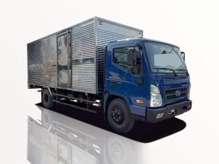 Xe Tải Hyundai Mighty EX8L 7 Tấn Thùng Kín