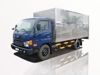 Xe Tải Hyundai HD120SL 8 Tấn Thùng Kín