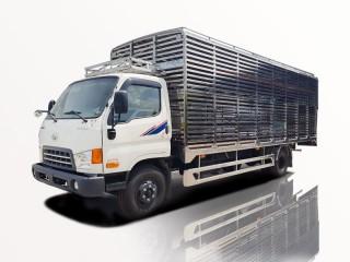 Xe Tải Chở Gia Cầm Hyundai HD120SL 4.3 Tấn