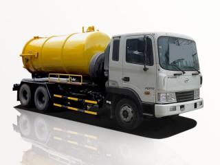 Xe Hút Chất Thải Hyundai HD210 11 Tấn