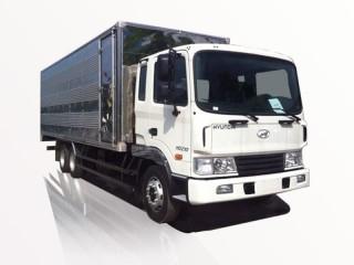 Xe Tải Hyundai HD210 14 Tấn Thùng Kín