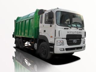 Xe Chở Rác Hyundai HD260 10 Tấn 21 Khối
