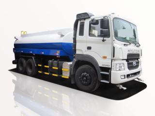 Xe Phun Nước Rửa Đường Hyundai HD260 13 Khối