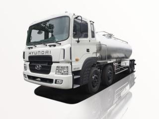 Xe Bồn Chở Sữa Hyundai HD320 16 Khối