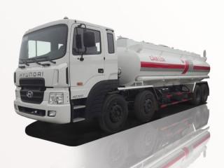Xe Bồn Hyundai HD320 20m3 Chở Dầu Diesel