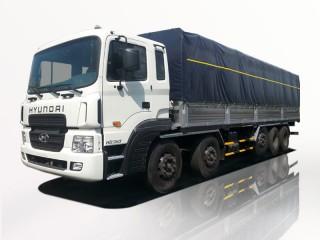 Xe Tải Hyundai HD360 20 Tấn Thùng Bạt