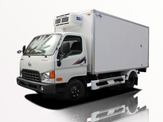 Xe Tải Hyundai 2T5 Thùng Đông Lạnh - HD65
