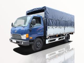 Xe Tải Hyundai Mighty HD700 7 Tấn Thùng Bạt