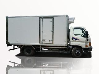 Xe Tải Hyundai HD700 6T5 Thùng Đông Lạnh