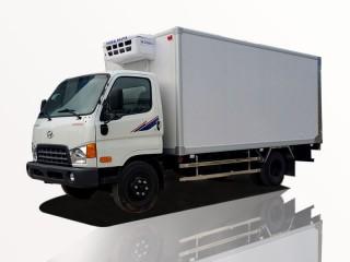 Xe Tải Hyundai HD800 7T6 Thùng Đông Lạnh