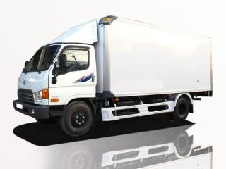 Xe Tải Hyundai HD800 8 Tấn Thùng Bảo Ôn