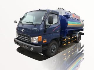 Xe Bồn Hyundai HD99 7 Khối Chở Dầu Diesel