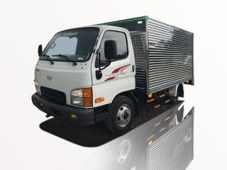 Xe Tải Hyundai New Mighty N250 2.4 Tấn Thùng Kín