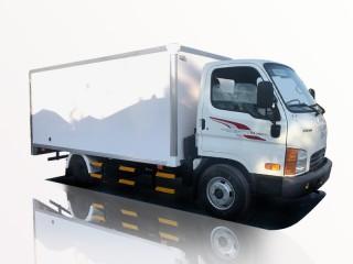 Xe Tải Hyundai New Mighty N250SL 2.4 Tấn Thùng Bảo Ôn