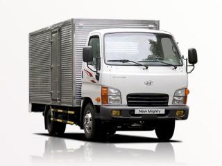 Xe Tải Hyundai New Mighty N250SL 2.4 Tấn Thùng Kín