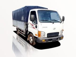 Xe Tải Hyundai New Mighty N250SL 2.4 Tấn Thùng Bạt