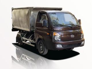 Xe Chở Rác Hyundai Porter H150 1T3 5 Khối