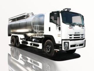 Xe Bồn Isuzu FVM Chở Sữa 12T5 12 Khối