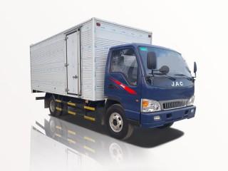 Xe Tải Jac HFC 1061K3 5 Tấn Thùng Kín