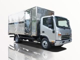 Xe Tải Jac N650 6.5 Tấn Thùng Kín