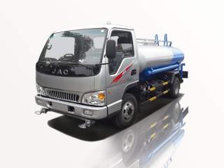 Xe Phun Nước Rửa Đường JAC 7 Khối HFC1048K