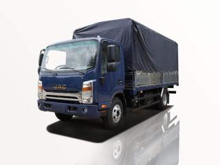Xe Tải Jac N650 6.5 Tấn Thùng Bạt