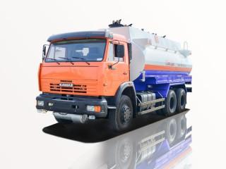 Xe Bồn Kamaz 53229 (6x4) Chở Xăng Dầu 18 Khối