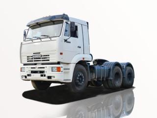 Xe Đầu Kéo Kamaz 260Hp 2 Cầu - 65116
